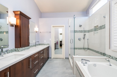 Castro Valley Contemporary Master Bath