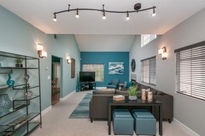 Zircon Living Room