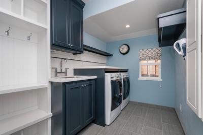 Northdale Custom Mud Room/Laundry Room