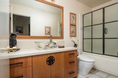 Fremont Japanese-Inspired Bath