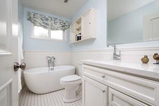 Newton Guest Bath