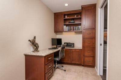 Lambeth Home Office Custom Desk