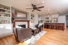 Selma Kitchen & Family Room