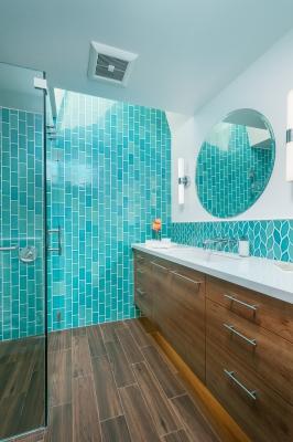 Fremont Modern Master Bath