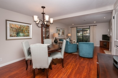 Thornton Downstairs: Kitchen, Living & Dining