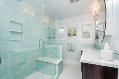 San Jose Vintage Master Bath