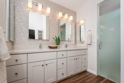 Fremont Wet-Room Master Bath