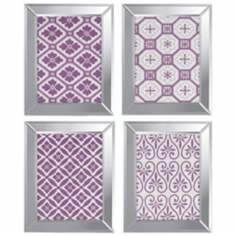 Decorating with Radiant Orchid, Color of the Year 2014