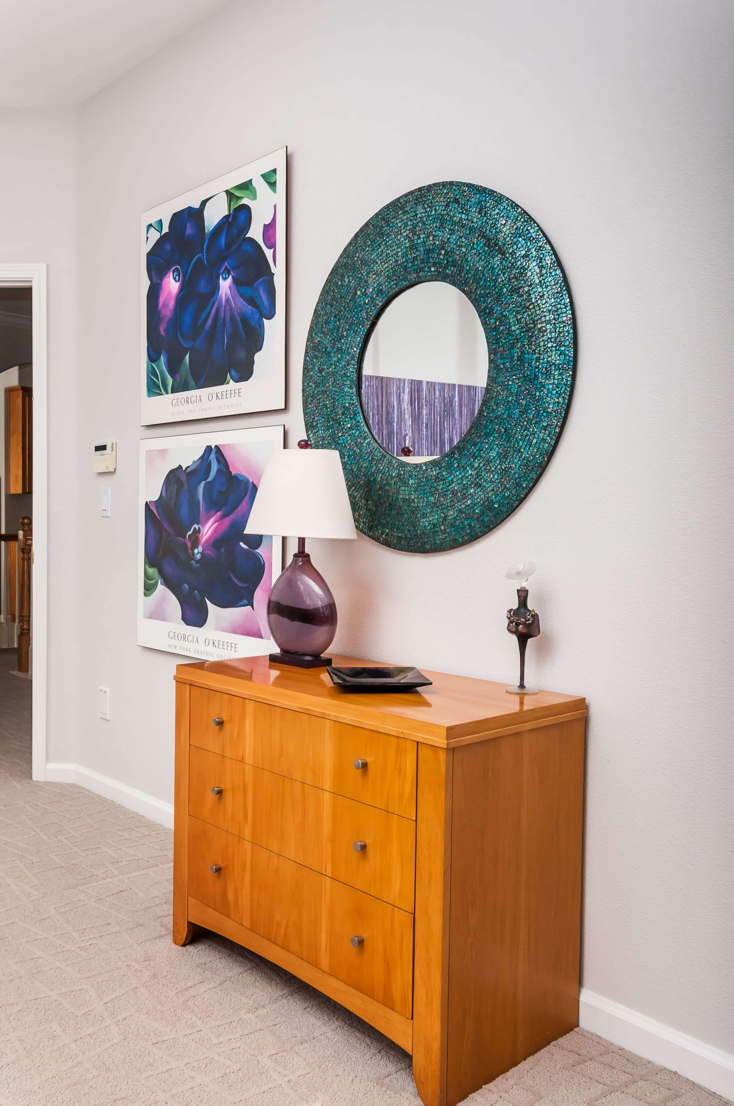 Decorating with Purple: A vibrant, yet tranquil color