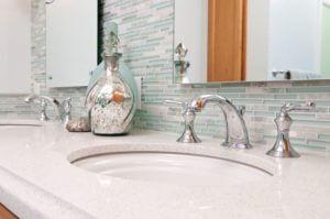 Nunez Bath sink closeup