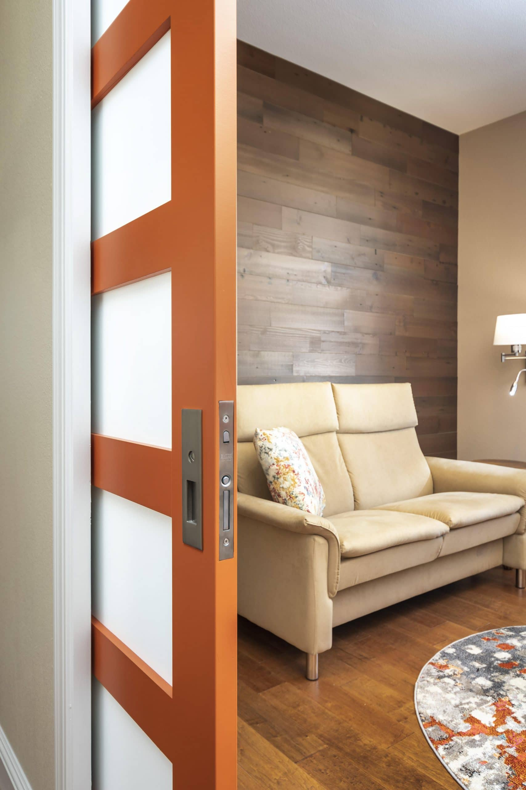 Extra Bedroom Becomes Family Hang-out Space