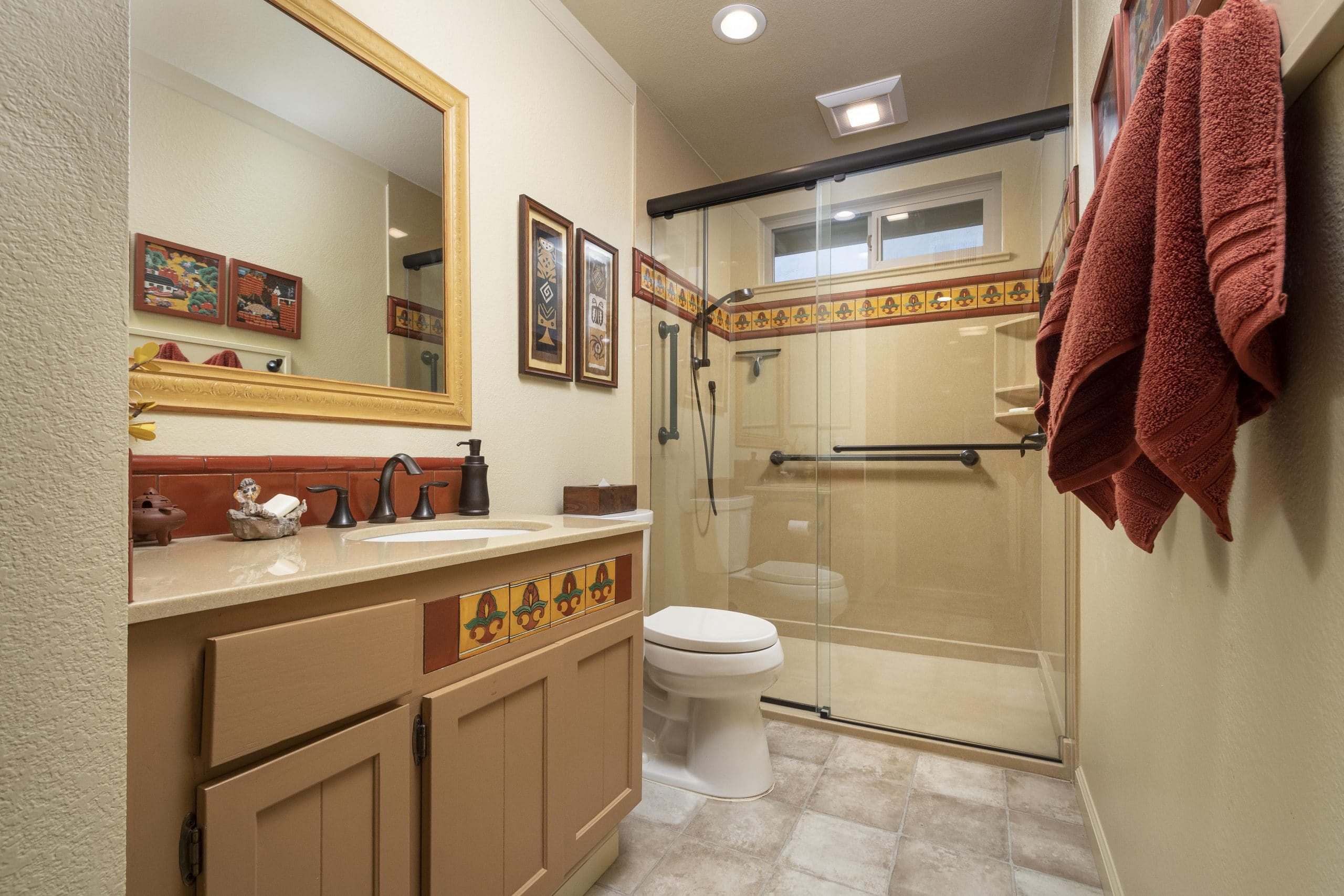 Bath Design Tips to Enable Aging in Place