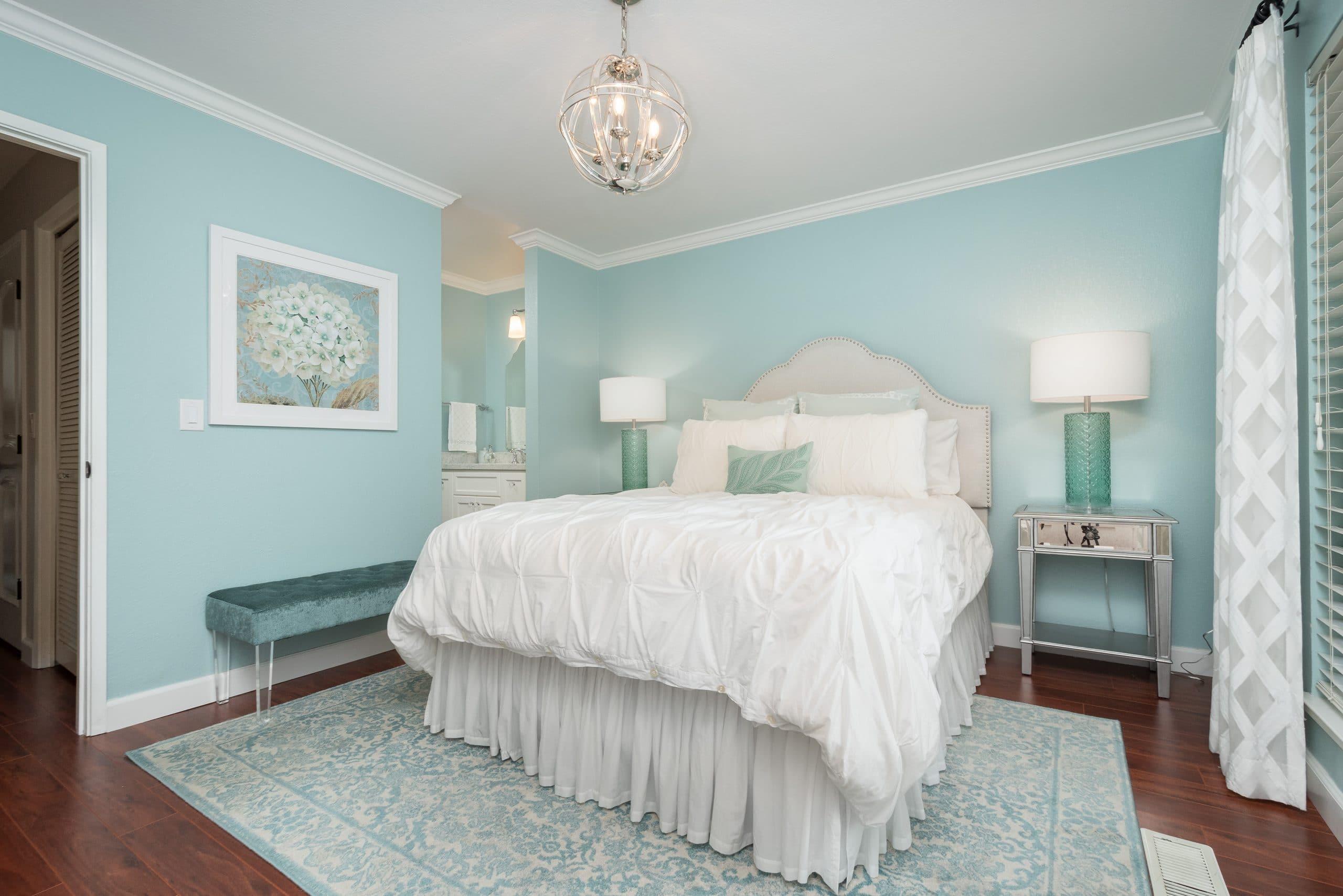 Master Bedroom and Bath Transformation